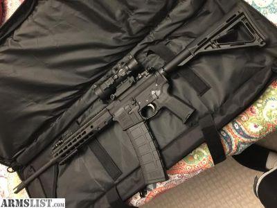 For Sale: Barrett Rec 7 AR15