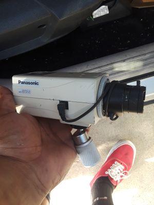 Pioneer camera cv244
