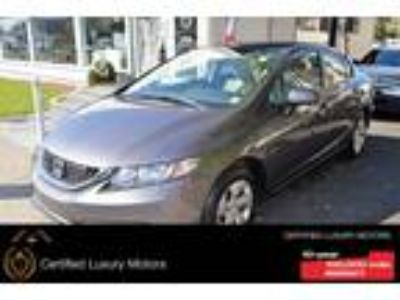 $9980.00 2015 Honda Civic with 31535 miles!