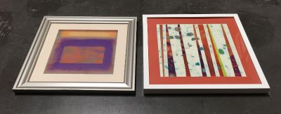 Small Artwork For Sale ($10 each of the pair for $15)
