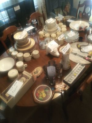 Estate Tag Sale Everything must go