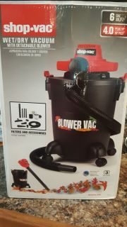 SHOP VAC New in box
