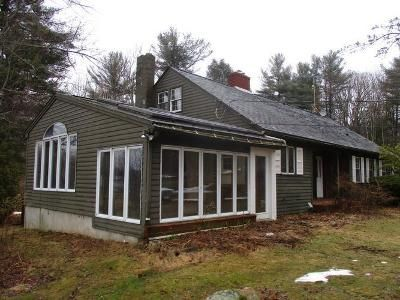 4 Bed 2.5 Bath Foreclosure Property in North Brookfield, MA 01535 - Stoddard Rd