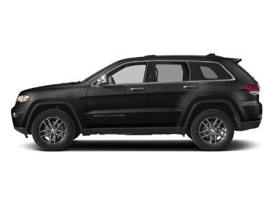 2017 Jeep Grand Cherokee Limited (Diamond Black Crystal Pearlcoat)