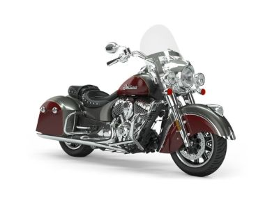 2019 Indian Motorcycle Springfield Steel Gray / Burgundy Metallic