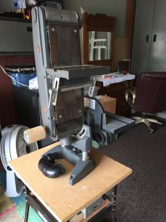 Shopsmith Combination Belt, Disc and Drum Sander with Table