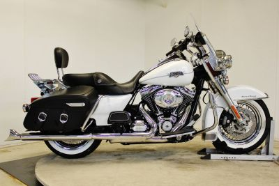 2012 Harley-Davidson Road King Classic Touring Motorcycles Pittsfield, MA