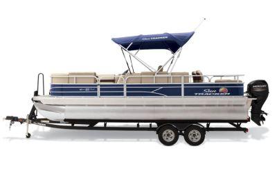 2019 Sun Tracker SportFish 22 DLX Pontoon Boats Gaylord, MI