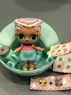 MGA Lol Surprise Doll Color Changer Merbaby XPOSTED PPU