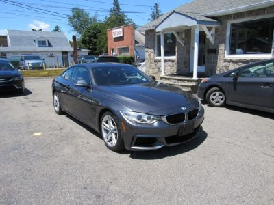 2014 BMW Integra 435i (Mineral Gray Metallic)