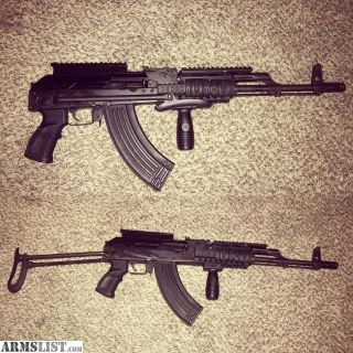 For Sale: Wasr-10 Ak-47