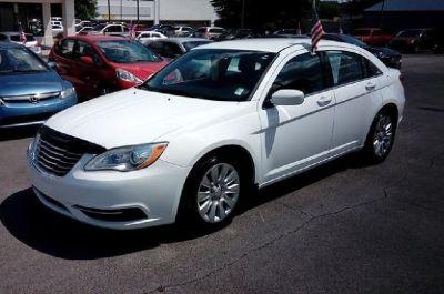 $199 DOWN! 2012 Chrysler 200. NO CREDIT? BAD CREDIT? WE FINANCE!