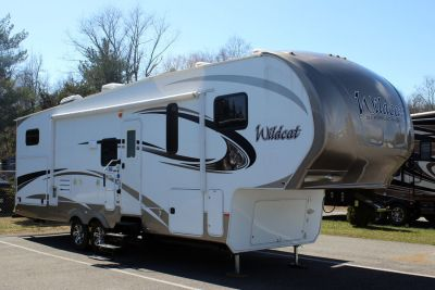 2015 Forest River WILDCAT 312BHX