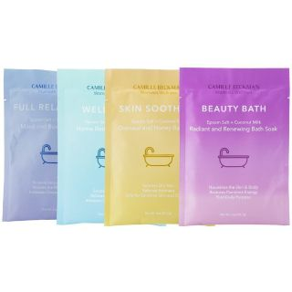 Experience Full Relaxation with Camille Beckman Women's Health Bath Soaks