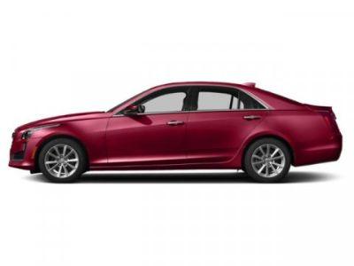 2019 Cadillac CTS Sedan Premium Luxury AWD (Red Obsession Tintcoat)