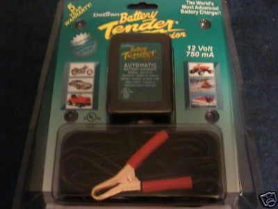 Purchase 1 Deltran Battery Tender Jr 12 Volt Charger Maintainer Trickle Car/Lawn Mower/RV motorcycle in Atoka, Tennessee, US, for US $31.95