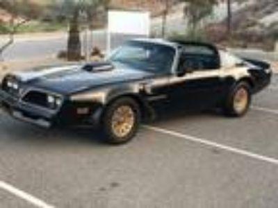 1979 Pontiac Trans Am Bandit 6.6L 400
