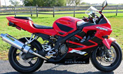 2001 Honda CBR600F4i Sport Motorcycles Marengo, IL