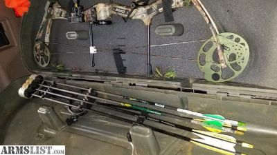For Sale/Trade: Bear Encounter Compound Bow with extras for .380