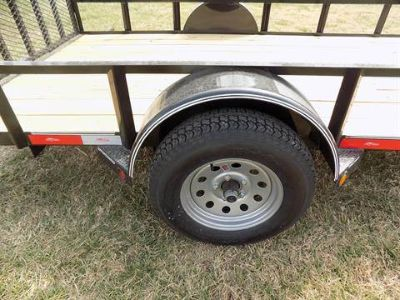2018 LONGHORN 77x12 Tailgate Other Trailers Chanute, KS