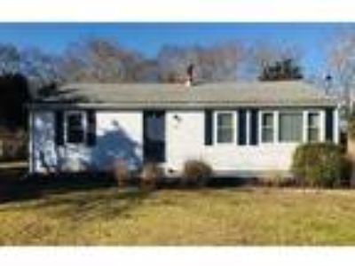 Two BR/1.One BA Single Family Home (Detached) in East Falmouth, MA