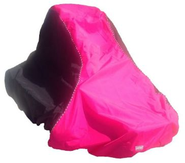 Sell Quarter Midget Car Cover Black and Pink motorcycle in Madera, California, United States, for US $119.95