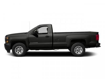 2014 Chevrolet Silverado 1500 Work Truck (Tungsten Metallic)