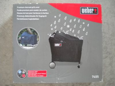 Weber Performer Charcoal Grill Cover