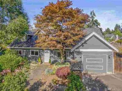 7025 182nd Place SW Edmonds Five BR, Come home to your private