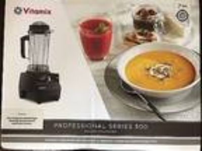 Vitamix Professional Series 500 Gallery Collection Blender