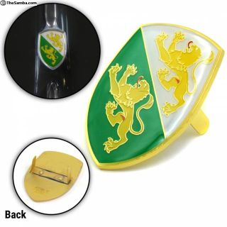 VW Coat of Arms of Thurgau Hood Badge Crest emblem