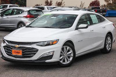 2019 Chevrolet Malibu (White)