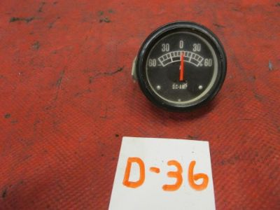 Sell Amp Gauge, Old School Alternator Gauge, !! motorcycle in Kansas City, Missouri, United States