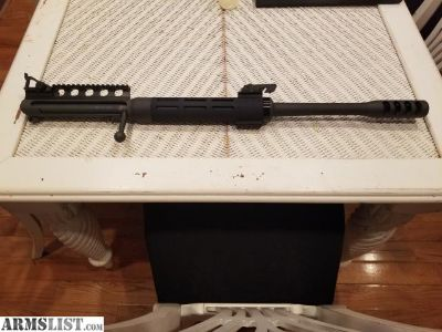 For Sale: 50bmg AR upper