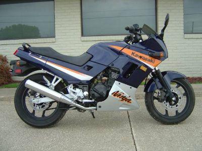 2005 Kawasaki Ninja 250R Sport Motorcycles Winterset, IA