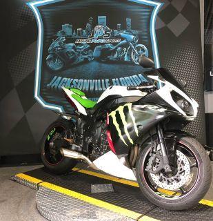 2012 Yamaha YZF-R1 SuperSport Motorcycles Jacksonville, FL