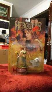 FATHER'S DAY GIFT (1996) Action Figure. Hercules The Legendary Journeys, She Demon with Stone Strick Tail by Toy Biz.