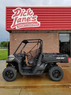 2018 Can-Am Defender DPS HD10 Side x Side Utility Vehicles Afton, OK