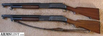 For Sale: Want to buy Winchest Model 97 trench shotgun