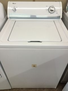 Amana Washer in White