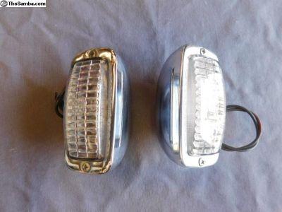Type III OEM Hella Backup Lights