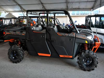 2019 Polaris Ranger Crew XP 1000 EPS High Lifter Edition Side x Side Utility Vehicles Clearwater, FL