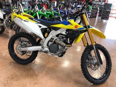 2018 Suzuki RM-Z450 Motocross Motorcycles Evansville, IN
