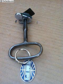 Type 2 49-67 OEM Bus Gas Door Lock Mechanism