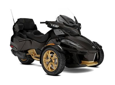 2018 Can-Am Spyder RT Limited SE6 10th Anniversary Trikes Motorcycles Huntington, WV