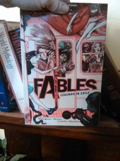 Fables Legends in Exile