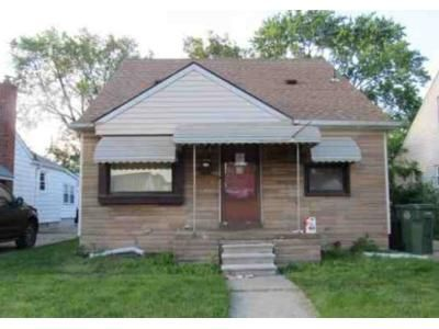 3 Bed 1 Bath Foreclosure Property in Southgate, MI 48195 - Venness St