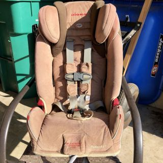 Diono Radian RXT All-In-One Convertible Car Seat, in Khaki Color