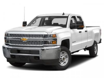 2019 Chevrolet Silverado 2500HD Work Truck (Black)