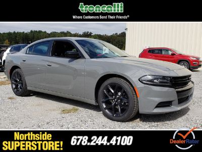2019 Dodge Charger SXT RWD (Destroyer Gray)